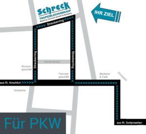 Wegbeschreibung_Schreck-PKW
